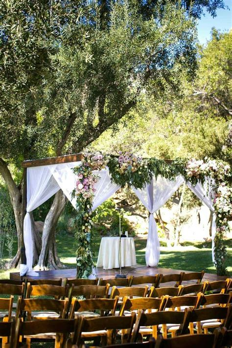 backyard wedding setup ideas spring outdoor wedding ideas mandap setup for a gorgeous in s washington dc for spring