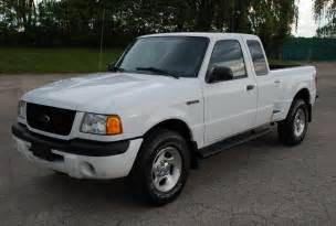 2001 ford ranger edge supercab 4d 4x4 95k