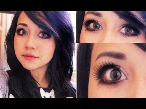 imagenes de ojos tiernos maquillaje ojos expresivos miku youtube
