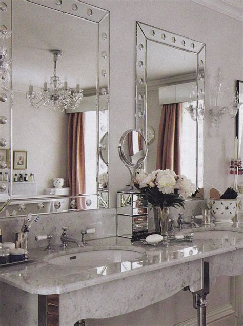 glam bathroom home inspiration bathrooms