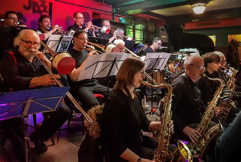 jazz and swing jazz and swing bigband jazz stuttgart jazz and