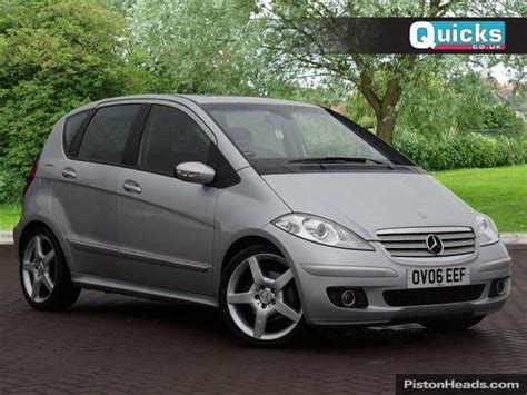 classic mercedes a class a200 turbo 5dr for sale