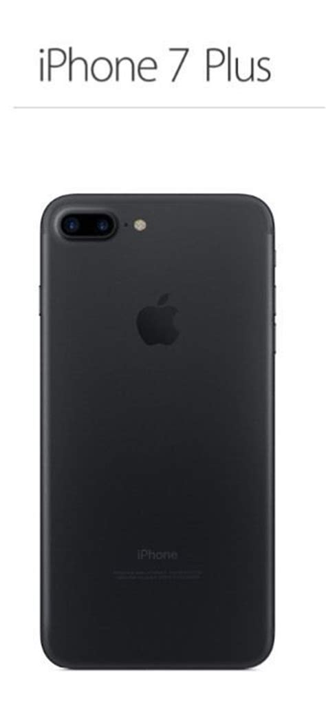 unlocked apple iphone 7 plus matte black 256gb gsm sprint pre order apple shopping wish list