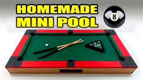 diy mini pool amazing homemade toy youtube