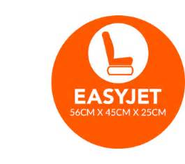easyjet luggage guaranteed on board samsonite uk