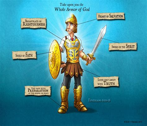 armoir of god sunday s sermon today suiting up ephesians 6 10 18