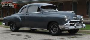 Chevrolet Vom Tom S 1952 Chevrolet Sport Coupe 50chevy 50chevy