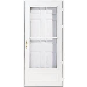 Comfort bilt pella amp larson storm doors from lowes storm doors