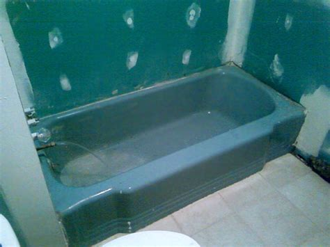 blue bathtub ct bathtub refinishing tub reglazing fiberglass repair