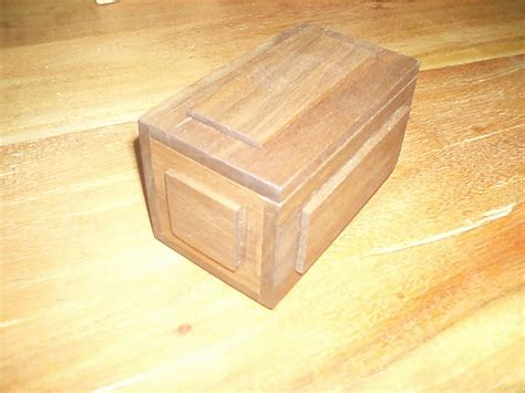 Japanese Puzzle Box By Bradyvan Lumberjocks Com