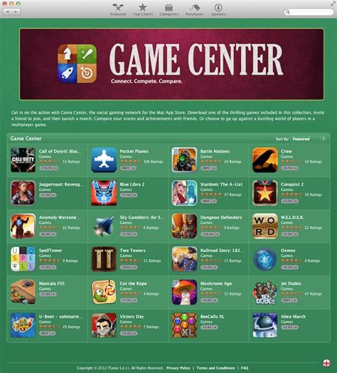 how to mod game center leaderboards a beginner s guide to game center on the mac