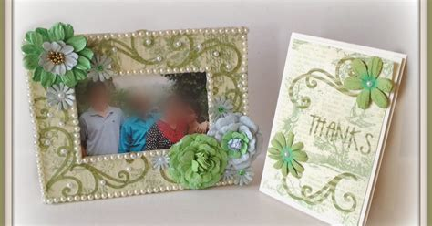 Decoupage Frame - itsy bitsy the place a decoupage frame set