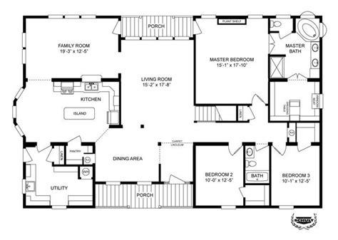 clayton double wide mobile homes floor plans new clayton modular home floor plans new home plans design