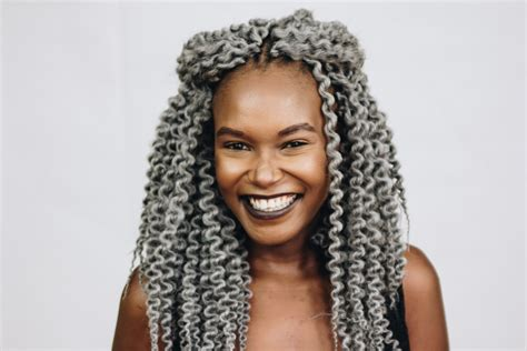 grey kinky hair for braids grey kinky hair for braids ombre grey braided synthetic