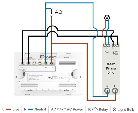 0 10v dimmer switch wiring diagram wiring diagram with