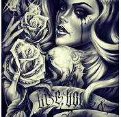 Chicano Love Drawings This Art Would Be A Great Tattoo