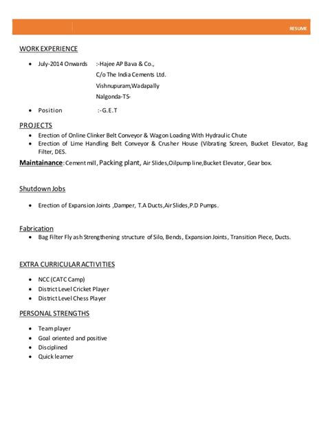 operating systems resume normal resume 7 project lead cv