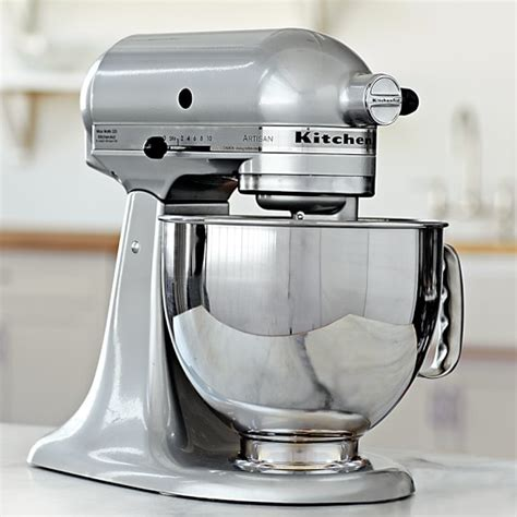 kitchen aid kitchenaid 174 artisan stand mixer williams sonoma