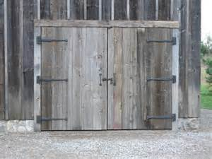 hinged barn doors gallery for gt old barn door hinges