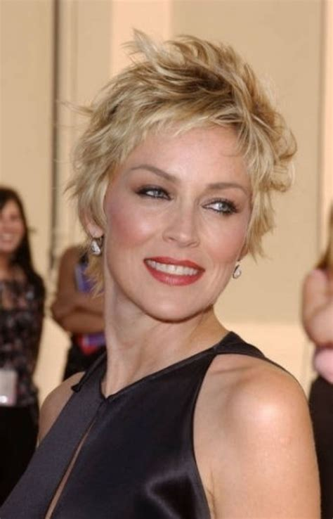 shag haircuts for 50 short shaggy hairstyles for women over 50 fave hairstyles