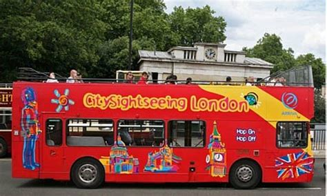 HOLIDAY IN ENGLAND: London Open Top Bus Tours ( VIDEOS )