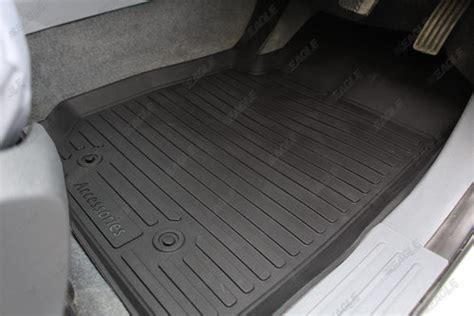 Ford Mats by Ford Ranger Tray Rubber Floor Mats