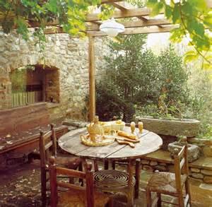italian style backyard 187 italian style outdoor dining areas the gardener s