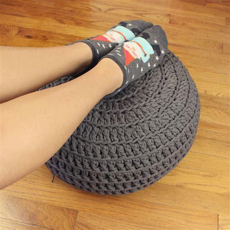 floor pillow pattern free crochet pattern poof floor pillow pouf ottoman