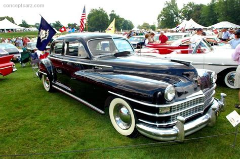 1948 Chrysler New Yorker by 1948 Chrysler New Yorker At The Meadow Brook Concours D