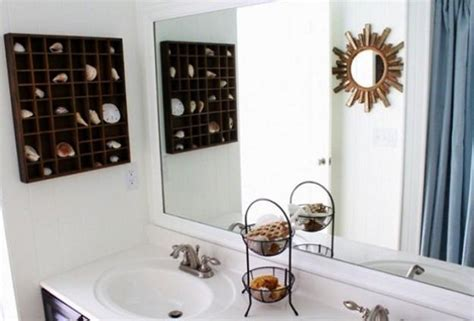 decorating with seashells in a bathroom 33 modern bathroom design and decorating ideas