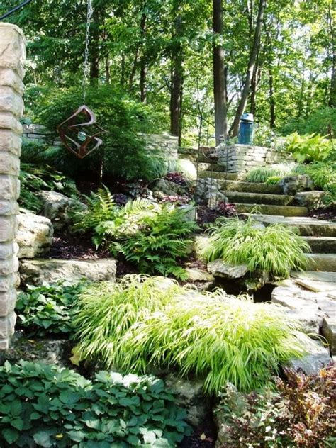 17 Best Images About Hillside Plantings On Pinterest Sun Landscape Ideas For Hillside Backyard