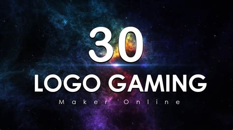 intro gaming logo animation templates  gamers