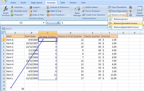 how to insert trend arrows in excel 2010 image gallery excel arrow