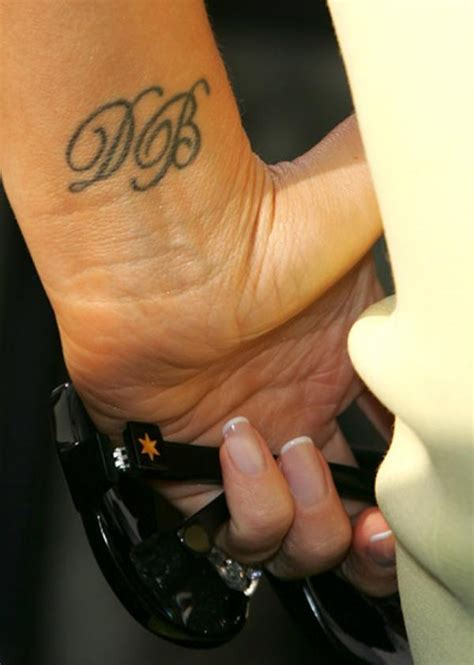 tattoos of initials on wrist wrist name ideas