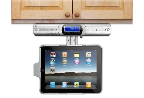 under cabinet tablet dock upc 816203010735 innovative itiu 760 ipad under cabinet