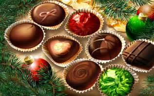 computer wallpaper chocolates