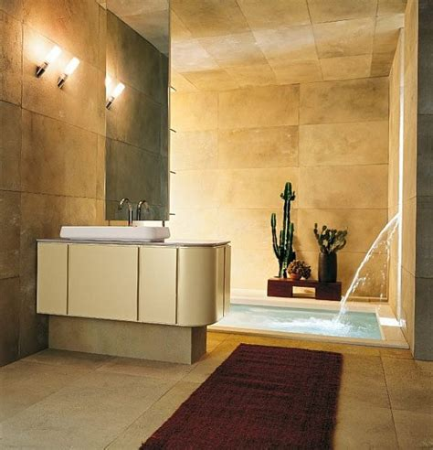 Bathroom Designs Modern 20 Modern Bathroom Designs With Contemporary In Floor Bathroom Tubs