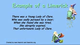 How To Write A Limerick Poem Template by Limericks How To Write A Limerick Guide To Limericks