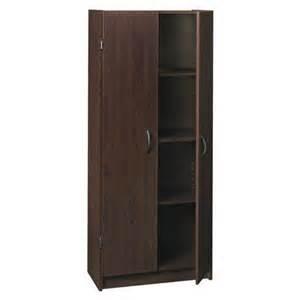 Closetmaid Pantry Cabinet Closetmaid Pantry Cabinet Espresso Carriage House