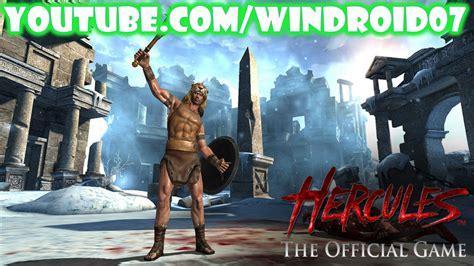 hercules the official game mod apk data v1 0 2 hercules the official game v1 0 2 apk datos sd mod