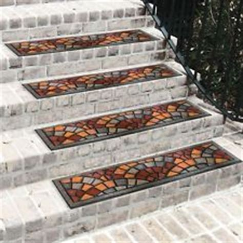 Mats For Outdoor Steps by 1000 Images About Treads On Outdoor Stairs