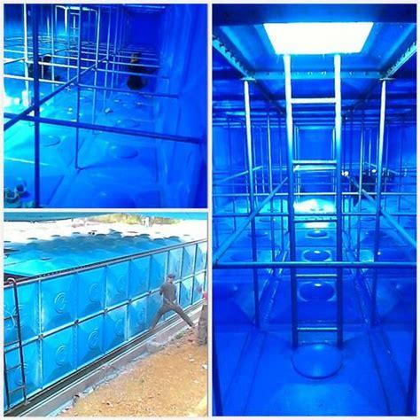 Produksi Tangki Penungan Air Tangki Air Fiberglass produksi tangki fiberglass portal berita eksklusif