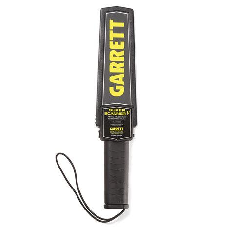 Scanner Handheld Metal Detector Buat Scurity garrett metal detectors scanner handheld metal detector