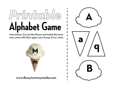 printable alphabet memory game 7 best images of printable alphabet matching game