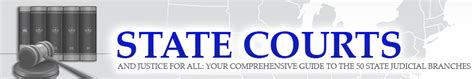 Search Courts State State Courts Ballotpedia