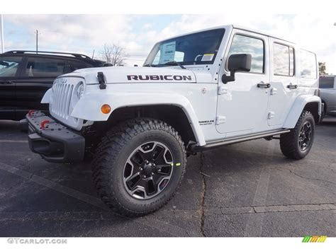 jeep rubicon white 2017 2017 bright white jeep wrangler unlimited rubicon