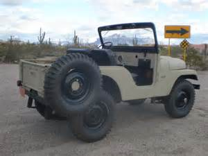 willys cj 5 information and photos momentcar