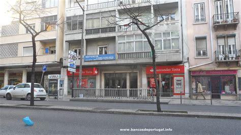 banco totta santander totta arroios lisboa bancos de portugal