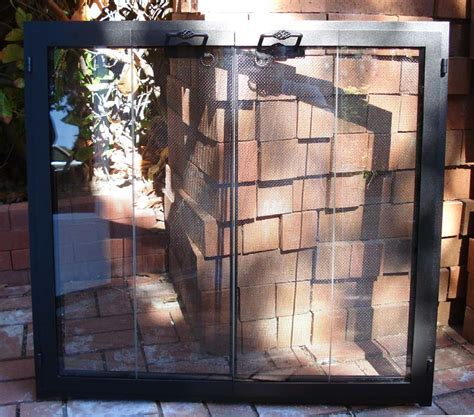 rumford fireplace screens fireplaces