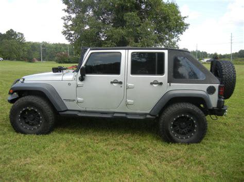 2008 Jeep Wrangler Accessories 1j4ga39128l581403 2008 Jeep Wrangler Unlimited Lifted